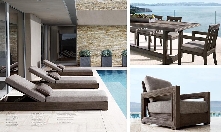 Rh Outdoor Furniture Restoration Hardware Outdoor Adam Hayes  Lewisu2014Creative Direction U0026 Design